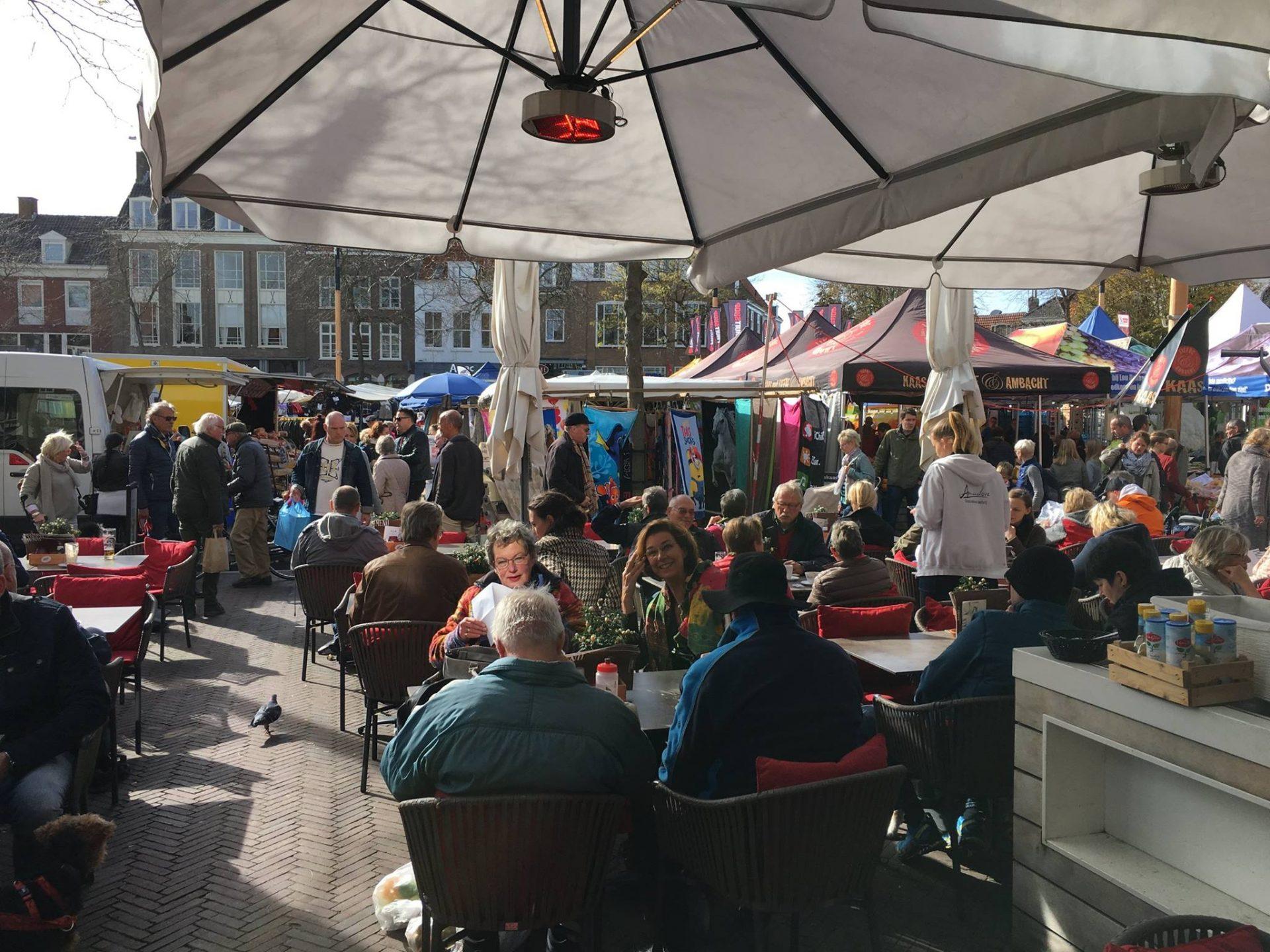 Afbeelding #000 voor het profiel van Amadore Marktcafé