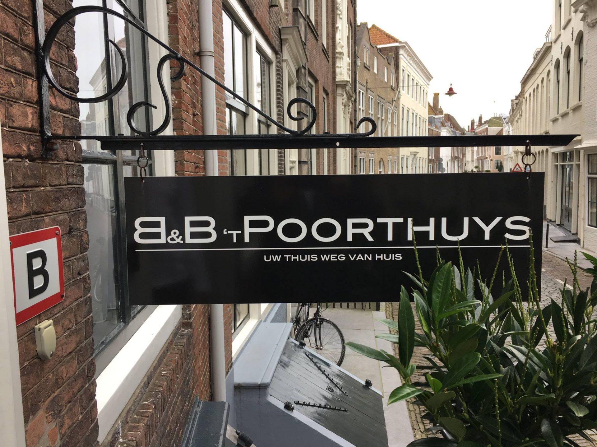 Afbeelding #001 voor het profiel van B&B 't Poorthuys