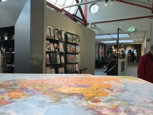 Afbeelding #004 voor het profiel van Boekhandel de Drvkkery