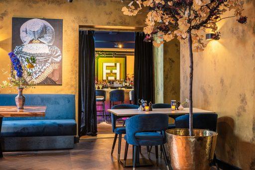 Afbeelding #001 voor het profiel van Brasserie-hotel-cocktailbar Sir Franklin