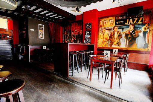 Afbeelding #001 voor het profiel van Café Tympaan