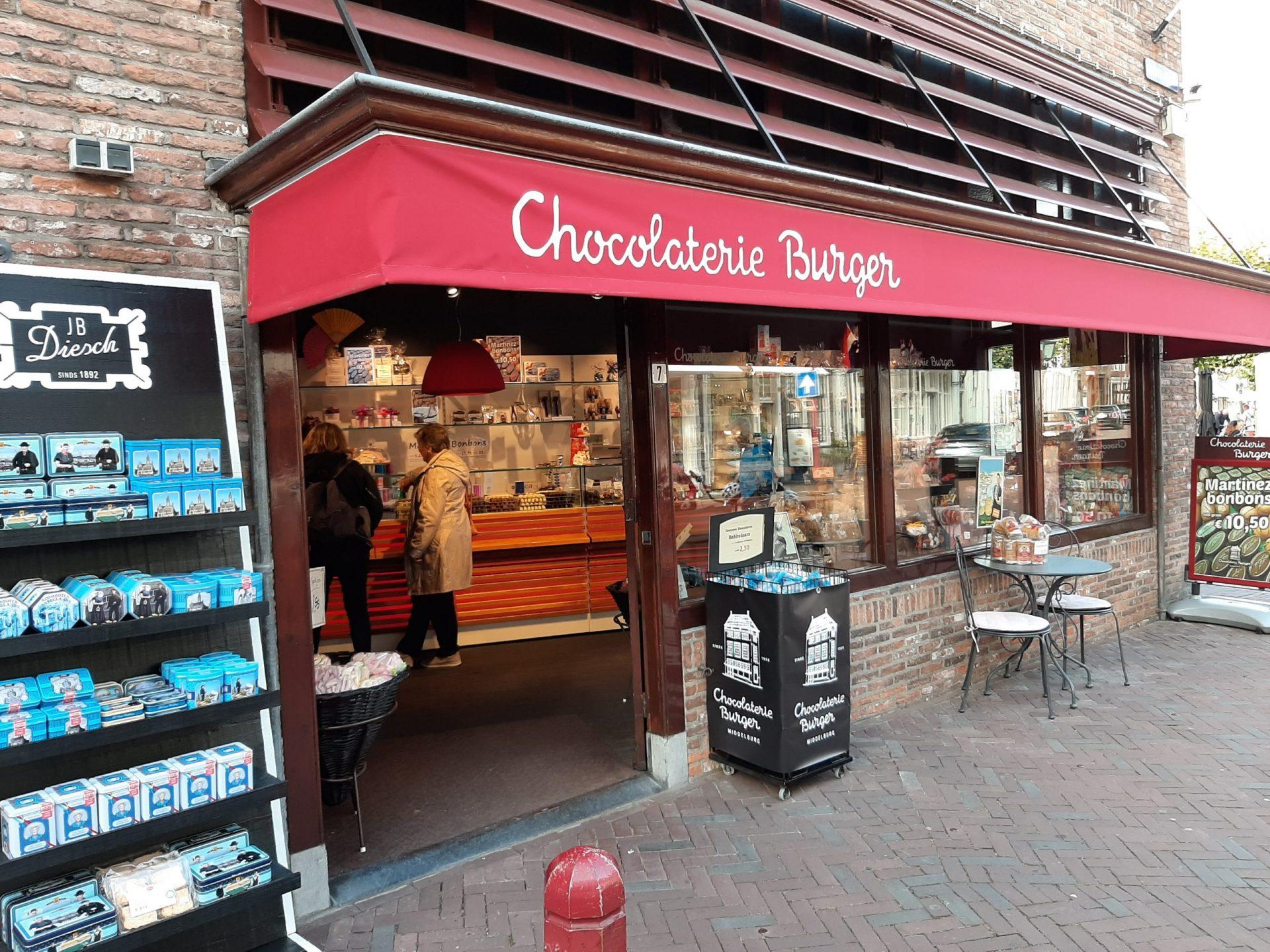 Afbeelding #000 voor het profiel van Chocolaterie Burger