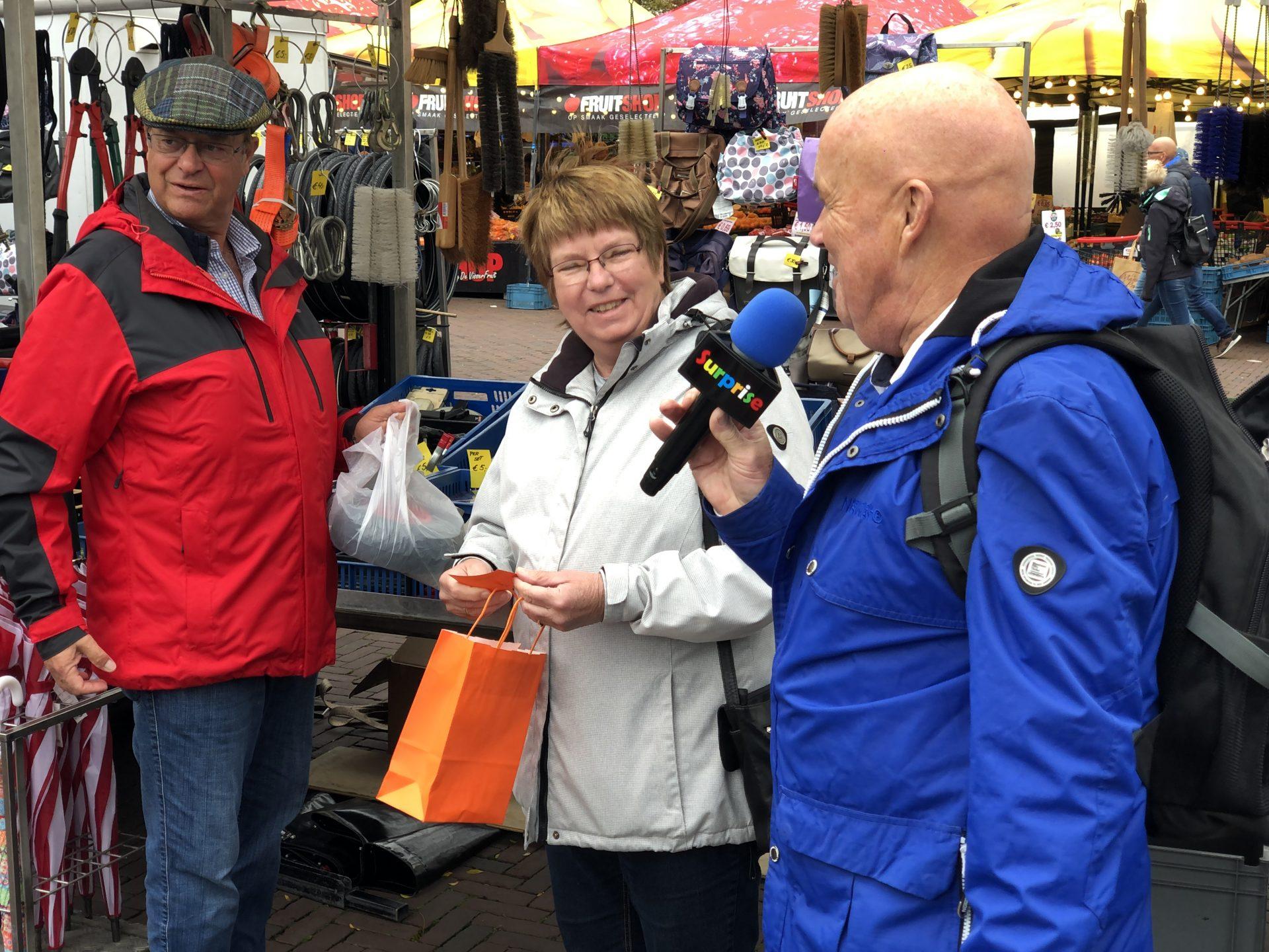 Afbeelding #000 voor het verhaal De Mystery Shopper voor de laatste keer dit jaar op Weekmarkt Middelburg