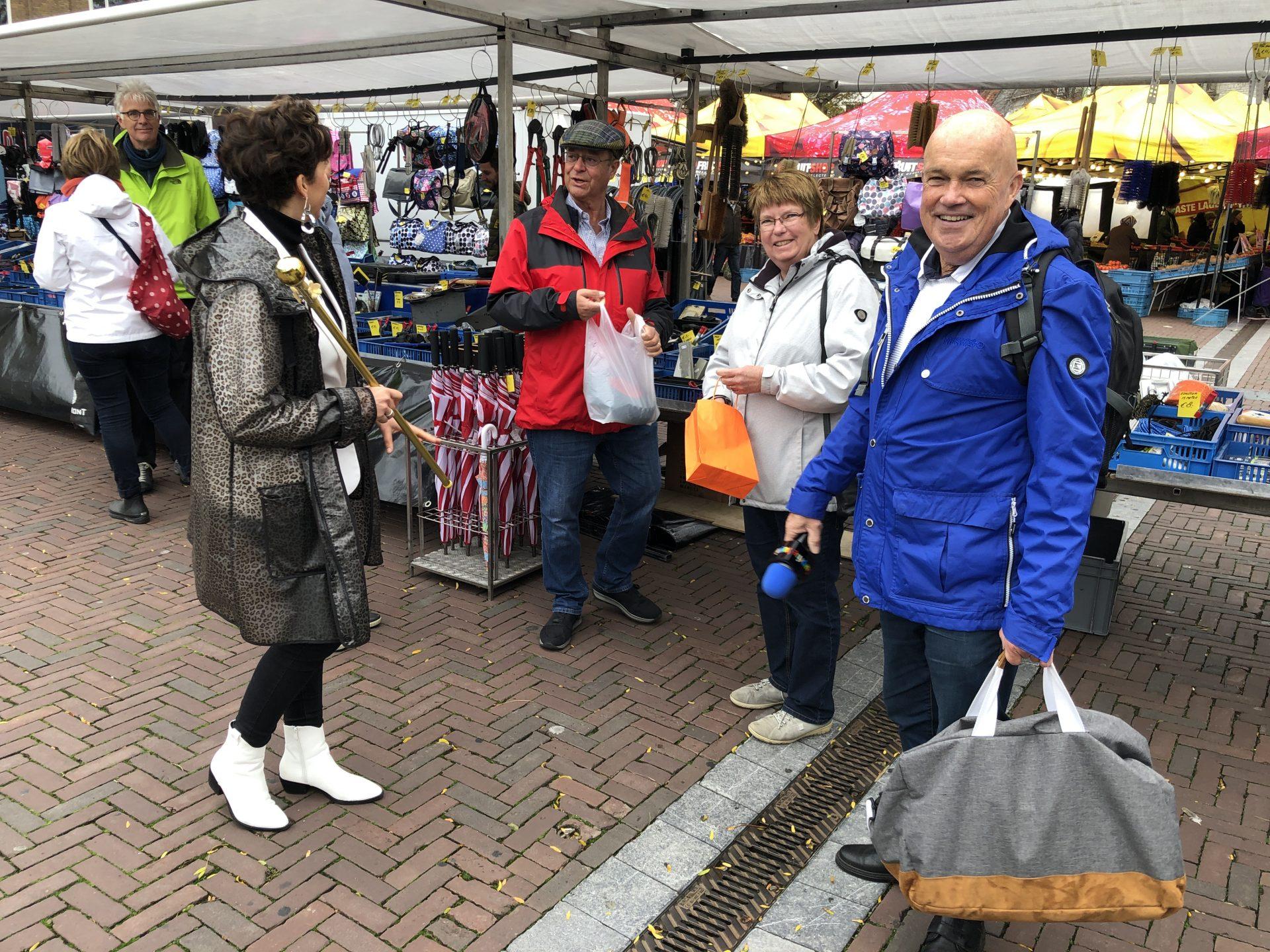 Afbeelding #001 voor het verhaal De Mystery Shopper voor de laatste keer dit jaar op Weekmarkt Middelburg