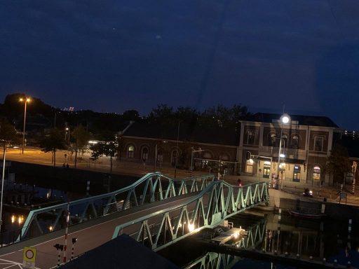 Afbeelding #004 voor het verhaal De nieuwe verlichting van de Stationsbrug in Middelburg