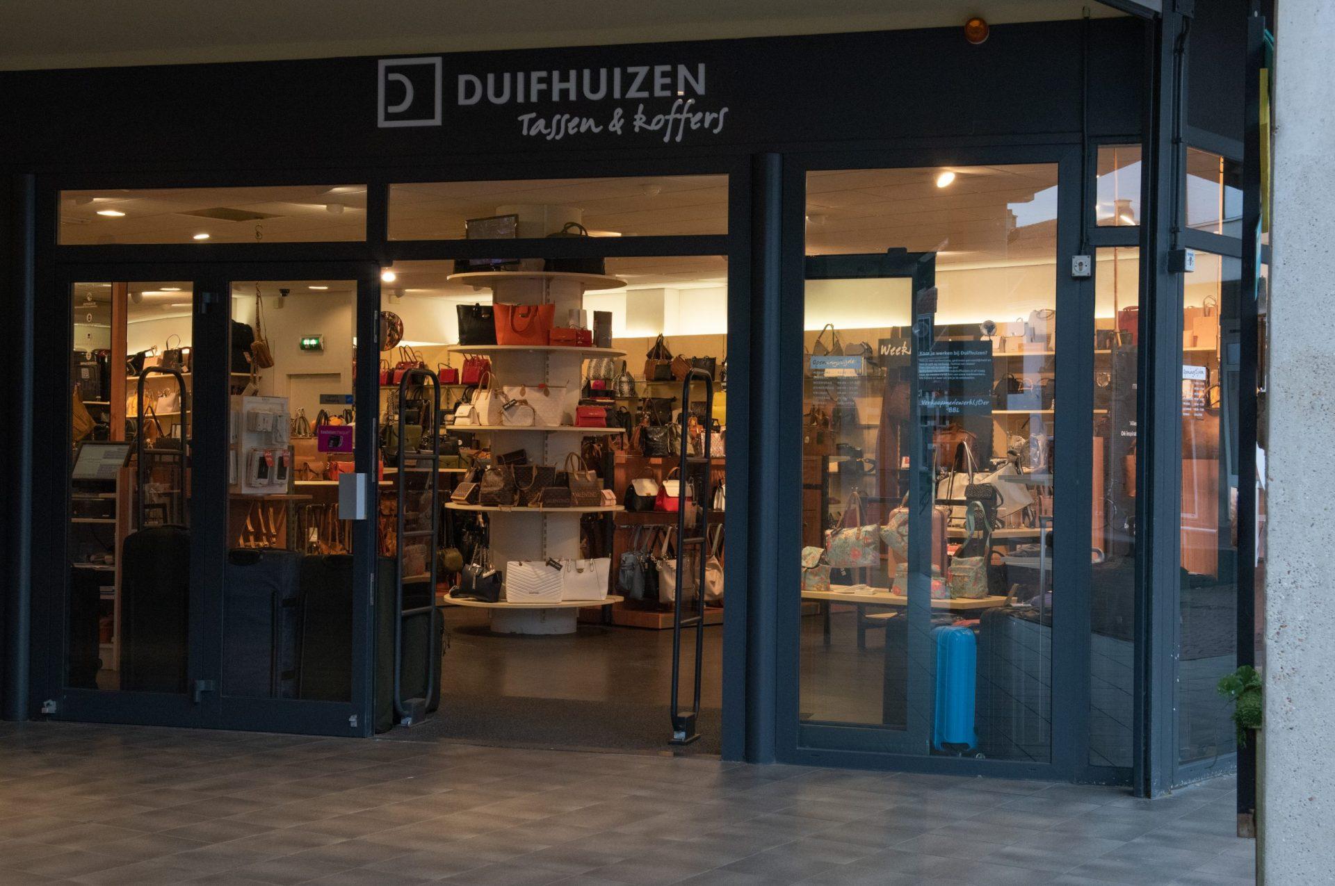 Afbeelding #001 voor het profiel van Duifhuizen tassen & koffers