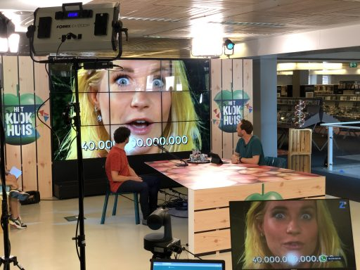 Afbeelding #000 voor het verhaal Een Klokhuis Meet Up over DNA in Middelburg