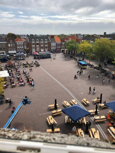 Afbeelding #004 voor het verhaal Een scherm op en om het Stadhuis van Middelburg