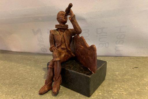 Afbeelding #000 voor het verhaal Een standbeeld voor Hans Lipperhey in de tuin van de Abdij?
