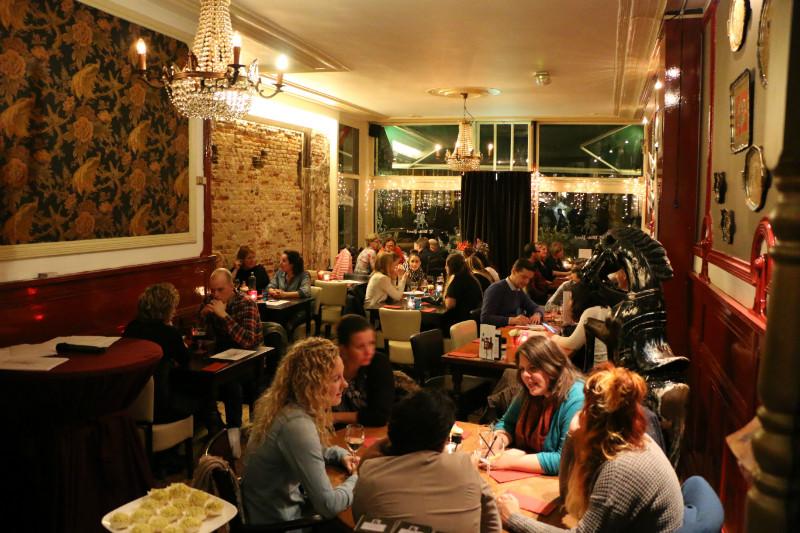 Afbeelding #001 voor het profiel van Eetcafé De Zwarte Ruiter op 't Witte Paart