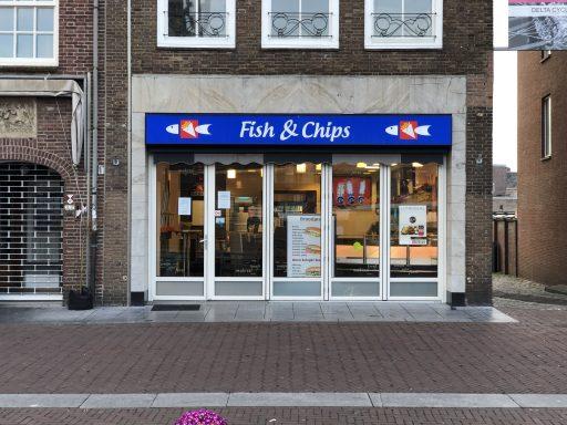 Afbeelding #000 voor het profiel van Fish and Chips Middelburg