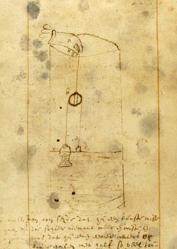 Afbeelding #000 voor het verhaal Fissa! De molecuultheorie van Isaac Beeckman bestaat 400 jaar!