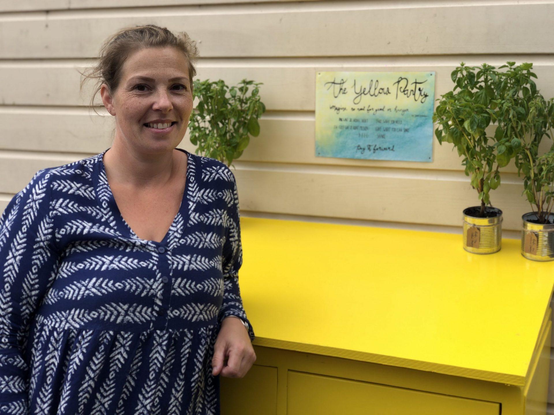 Afbeelding #000 voor het verhaal Free Yellow Pantry van start in de Buitenhove in Middelburg