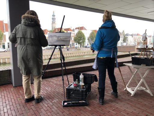 Afbeelding #003 voor het verhaal Het Zeeuwse Licht in Middelburg