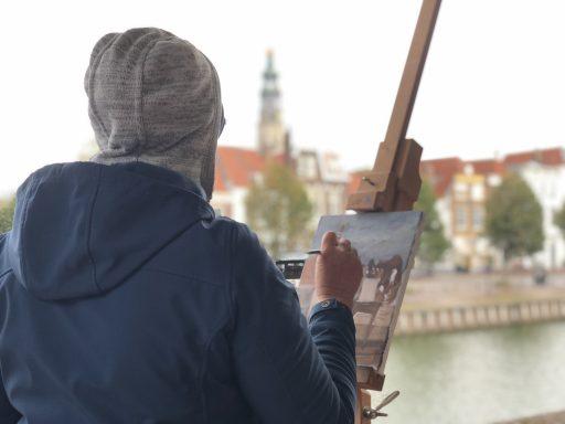 Afbeelding #005 voor het verhaal Het Zeeuwse Licht in Middelburg