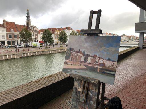 Afbeelding #006 voor het verhaal Het Zeeuwse Licht in Middelburg