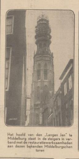 Afbeelding #032 voor het verhaal Jolijt! Nieuwe oude knipsels uit Delpher van de KB