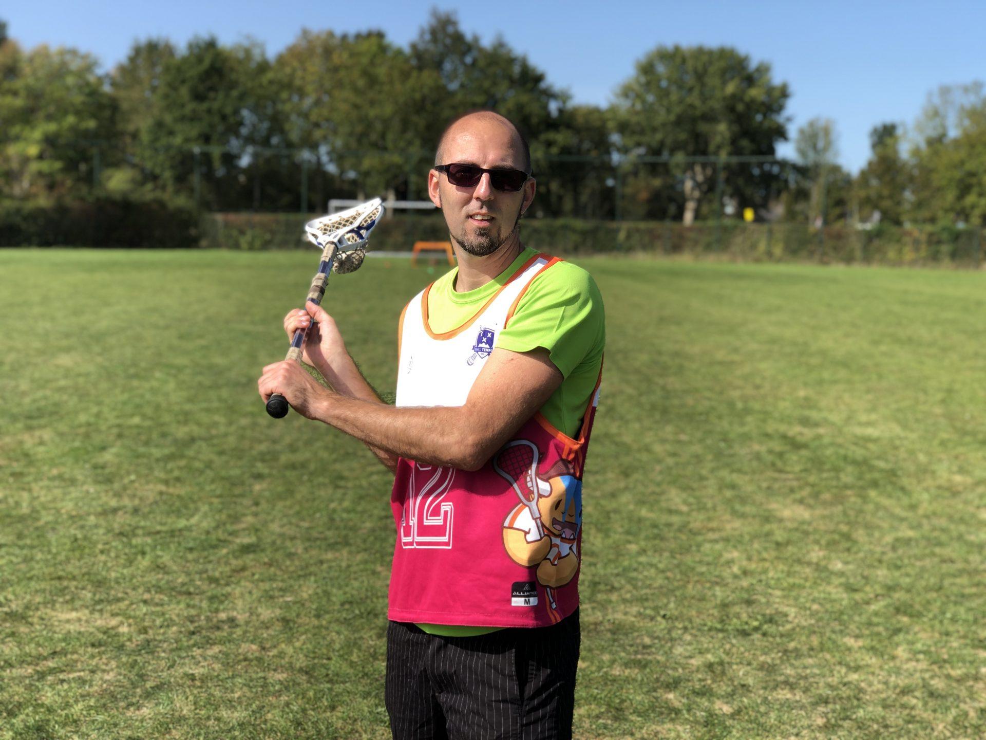 Afbeelding #000 voor het verhaal Kennismaken met Lacrosse in Middelburg en Vlissingen