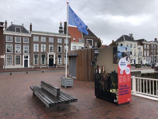 Afbeelding #007 voor het verhaal Koningsbrugverhalen: aandacht voor 75 jaar vrijheid en VN in Middelburg