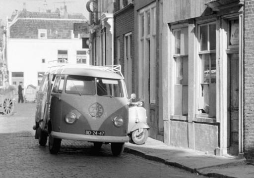 Afbeelding #027 voor het verhaal Middelburgse Staddetails, 1962