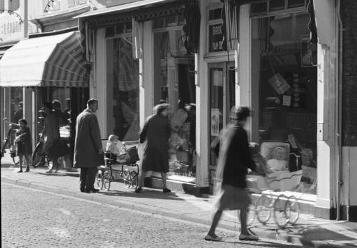 Afbeelding #028 voor het verhaal Middelburgse Staddetails, 1962