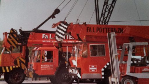 Afbeelding #023 voor het verhaal Naar Vlissingen met Kraanverhuurbedrijf Potter