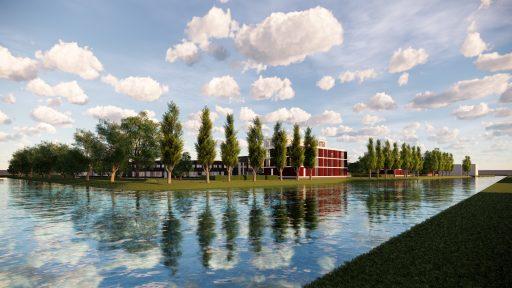 Afbeelding #004 voor het verhaal Op pad met M2: de voorbereidingen voor Veerse Poort V in Middelburg