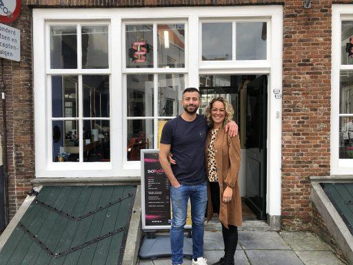 Afbeelding #001 voor het verhaal Samen sterk: Sohair en Beauty Studio Middelburg