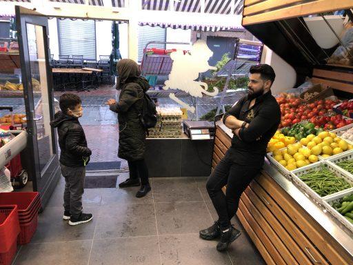 Afbeelding #015 voor het verhaal Supermarkt Alhaik geopend in de Gravenstraat