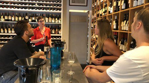 Afbeelding #002 voor het verhaal Team Seventy-Seven proeft wijnen van 12 procent of meer