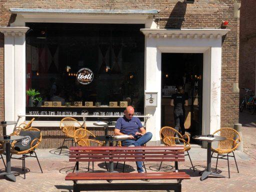 Afbeelding #000 voor het profiel van The Tosti Club Middelburg
