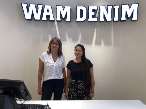 Afbeelding #001 voor het verhaal Wam Denim geopend in de Lange Delft in Middelburg