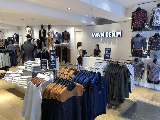 Afbeelding #004 voor het verhaal Wam Denim geopend in de Lange Delft in Middelburg
