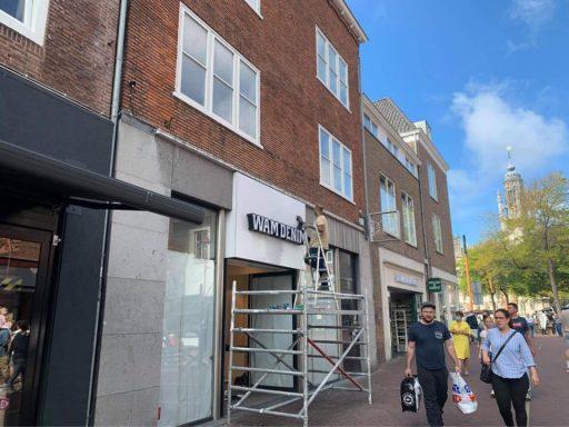 Afbeelding #000 voor het verhaal Wam Denim opent een vestiging in de Lange Delft in Middelburg