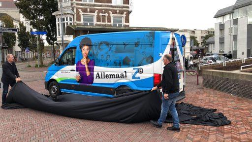 Afbeelding #004 voor het verhaal ZB Middelburg onthult eerste elektrische bus in Zeeland