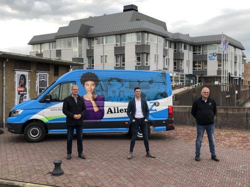Afbeelding #005 voor het verhaal ZB Middelburg onthult eerste elektrische bus in Zeeland