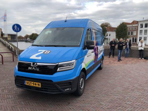Afbeelding #006 voor het verhaal ZB Middelburg onthult eerste elektrische bus in Zeeland
