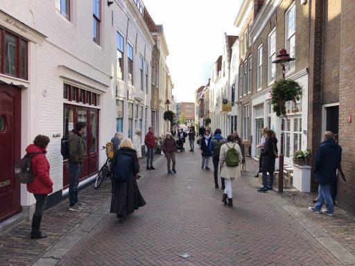 Afbeelding #000 voor het verhaal Zero Waste Wandeltour Middelburg