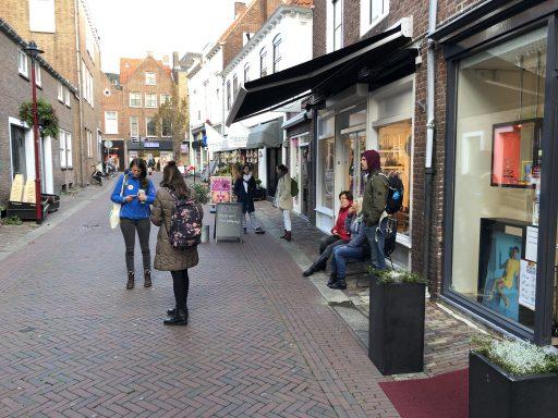 Afbeelding #002 voor het verhaal Zero Waste Wandeltour Middelburg