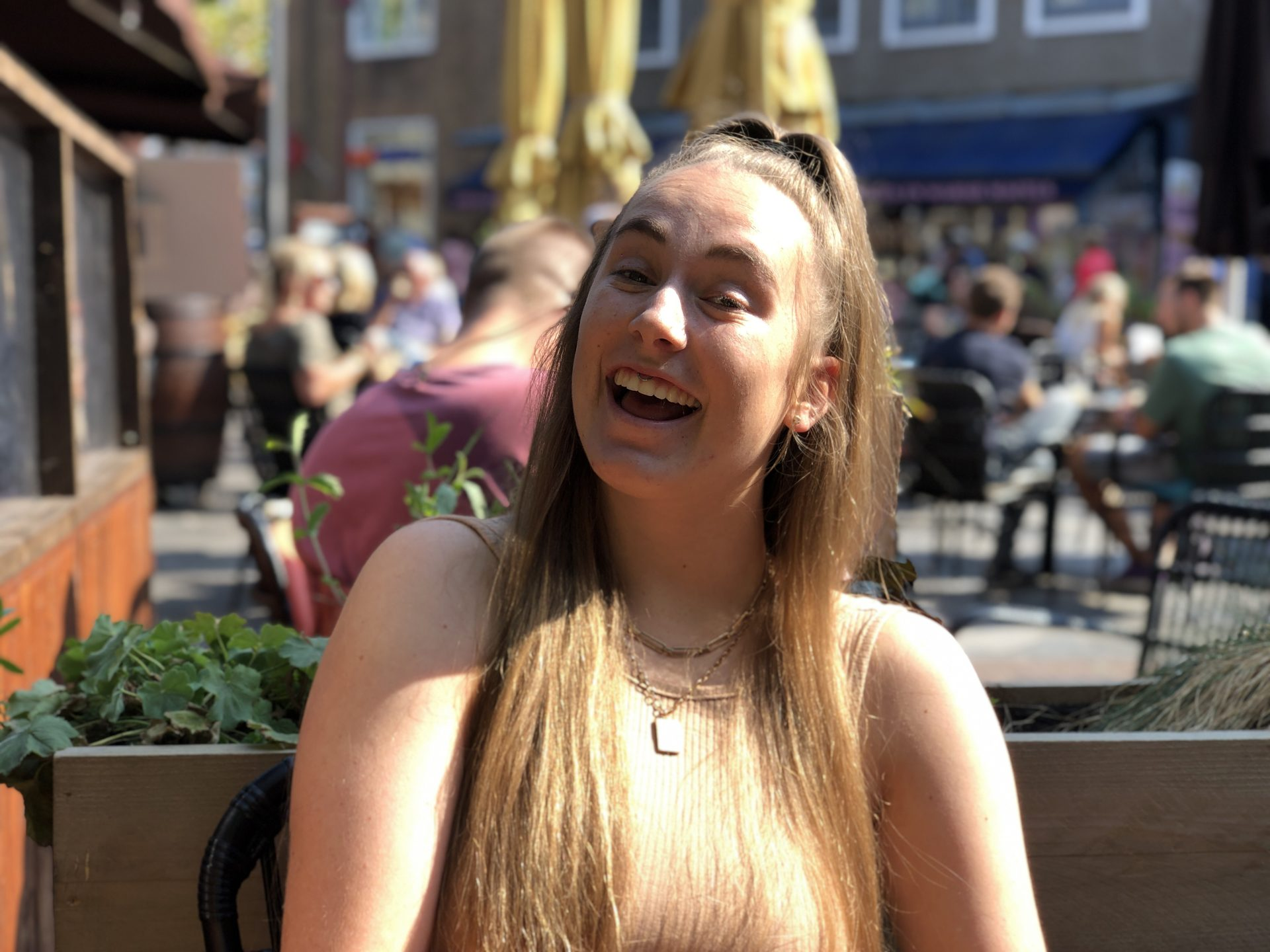 Afbeelding #001 voor het verhaal Zij zijn De Stad: Tamyra Poortvliet