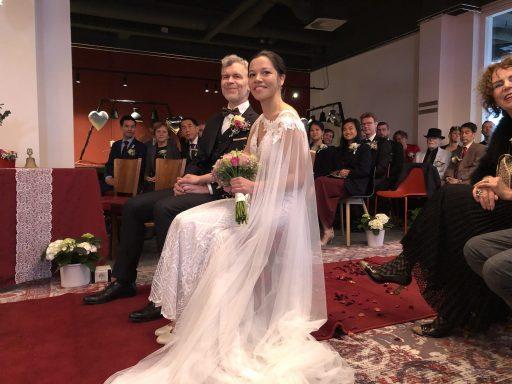 Afbeelding #001 voor het verhaal 02-02-2020: Het eerste zondagse huwelijk ooit, in de gemeente Middelburg!