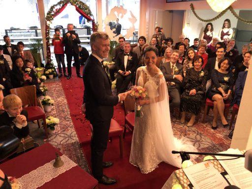 Afbeelding #002 voor het verhaal 02-02-2020: Het eerste zondagse huwelijk ooit, in de gemeente Middelburg!
