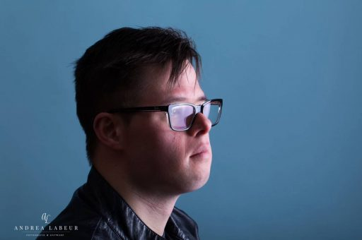 Afbeelding #001 voor het verhaal 21 maart: gratis fotoshoots voor mensen met het syndroom van Down