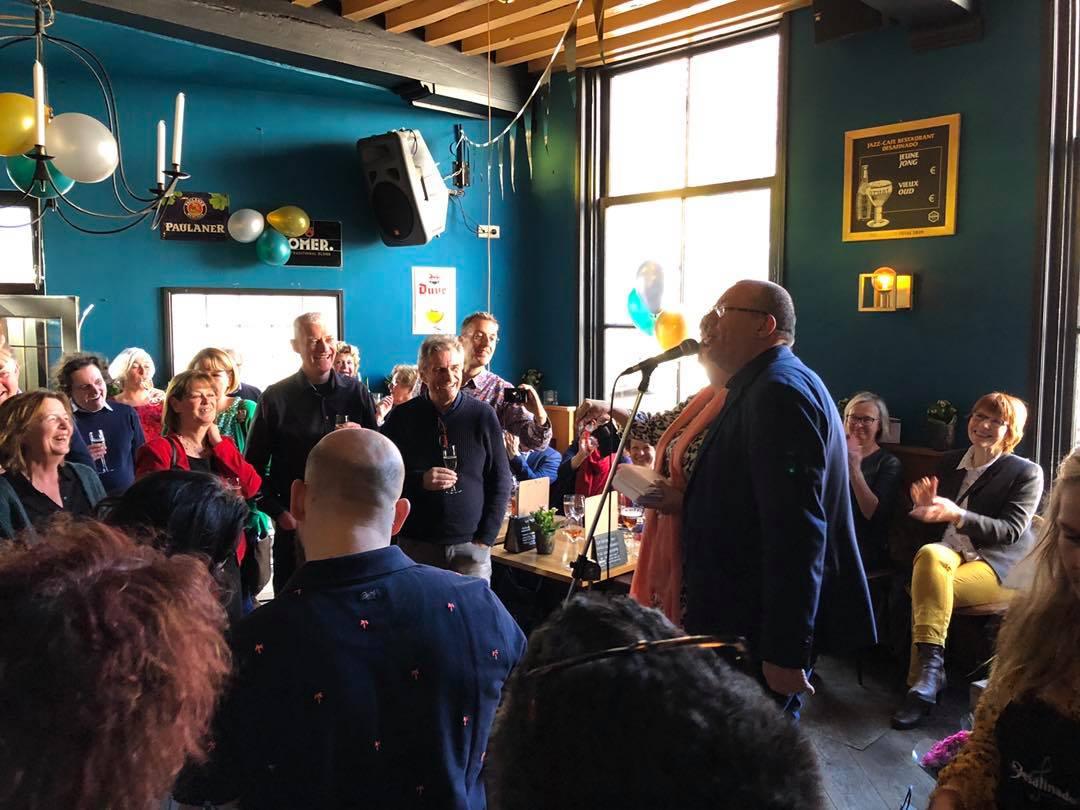Afbeelding #000 voor het verhaal 25 jaar Café-Restaurant Desafinado in Middelburg