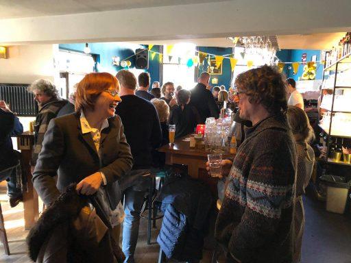Afbeelding #004 voor het verhaal 25 jaar Café-Restaurant Desafinado in Middelburg