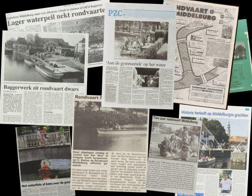 Afbeelding #000 voor het verhaal 25 jaar Rondvaart Middelburg!