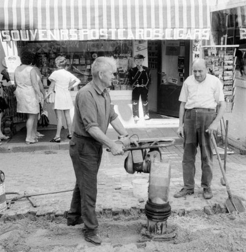 Afbeelding #001 voor het verhaal 35 Middelburgse jaren 80-taferelen