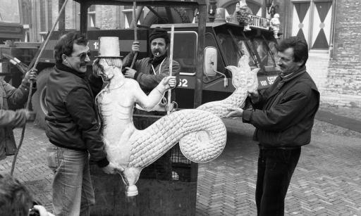 Afbeelding #007 voor het verhaal 35 Middelburgse jaren 80-taferelen