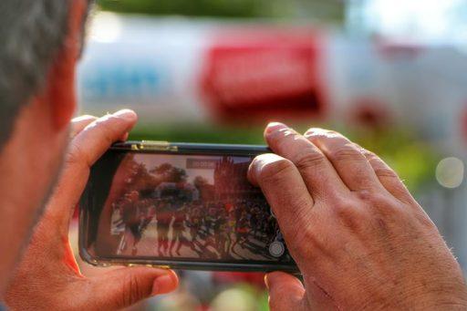 Afbeelding #000 voor het verhaal 5 jaar Wij zijn De Stad! Over het werken met een iPhone