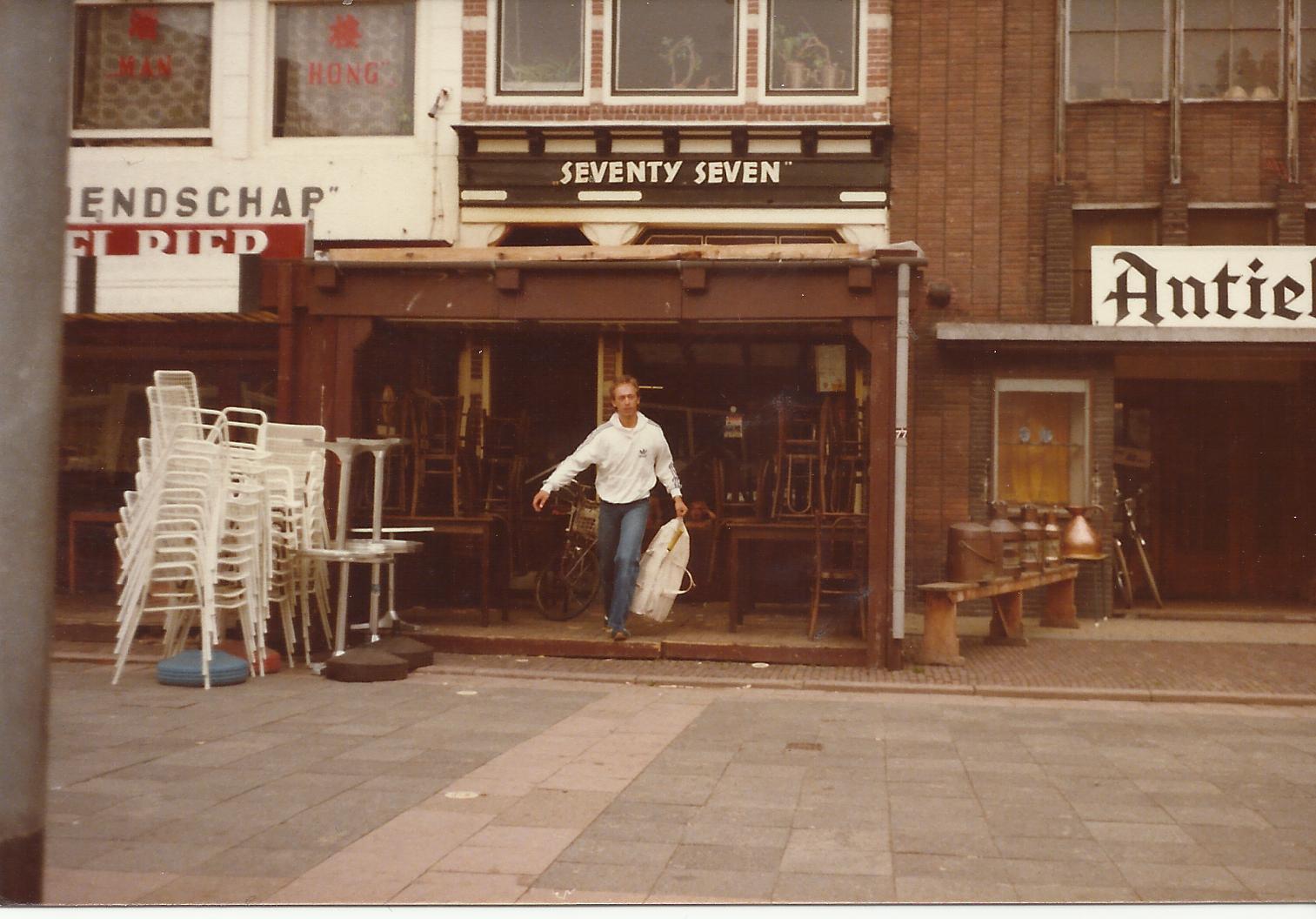 Afbeelding #000 voor het verhaal 50 jaar café Seventy-Seven in Middelburg